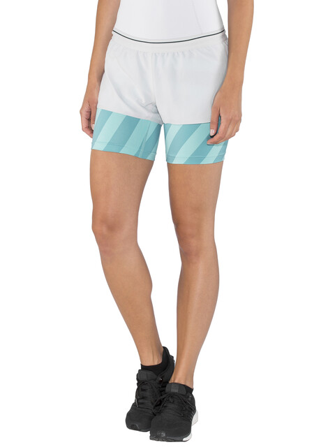 adidas TERREX Agravic 2In1 Shorts Women grey one